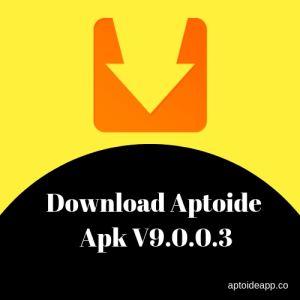 Aptoide Apk 9.0.0.3