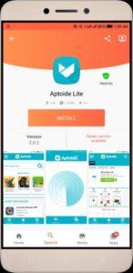 Aptoide Apk - Lite - aptoideapp.co