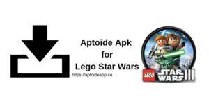 Aptoide Apk for Lego Star Wars