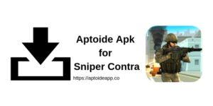 Aptoide Apk for Sniper Contra