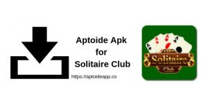Aptoide Apk for Solitaire Club
