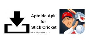 Aptoide Apk for Stick Cricket
