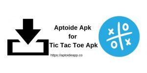 Aptoide Apk for Tic Tac Toe Apk