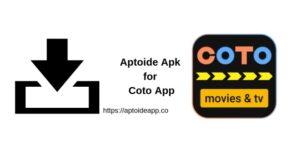 Aptoide Apk for Coto App