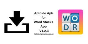 Aptoide Apk for Word Stacks App V1.2.3
