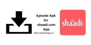 Aptoide Apk for shaadi.com App