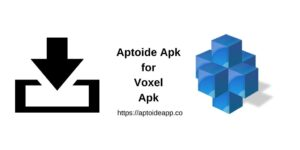 Aptoide Apk for Voxel Apk