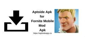Apk Mod Mobile Fornite