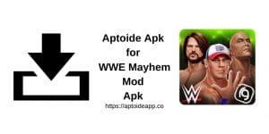Apk Mod Mayhem WWE