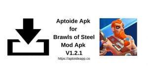 Apk Mod Steel of Brawls