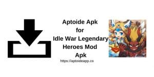 Apk Mod Heroes Legendary War Idle