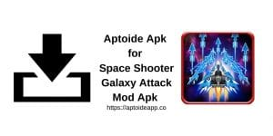 Apk Mod Attack Galaxy Shooter Space