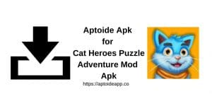 Apk Mod Adventure Puzzle Heroes Cat