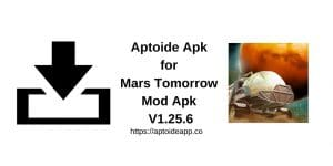 Apk Mod Tomorrow Mars