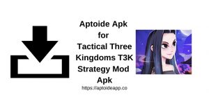 Apk Mod Strategy T3K Kingdoms Three Tactical