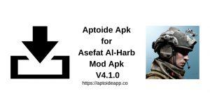 Apk Mod Harb-Al Asefat