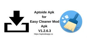 Apk Mod Cleaner Easy