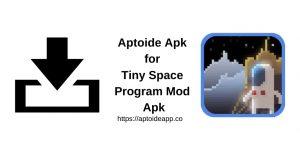 Apk Mod Program Space Tiny