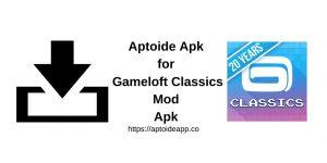 Apk Mod Classics Gameloft