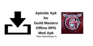 Apk Mod RPG Offline Masters Guild