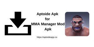 MMA Manager Mod Apk
