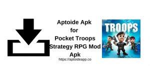 Pocket Troops Strategy RPG Mod Apk